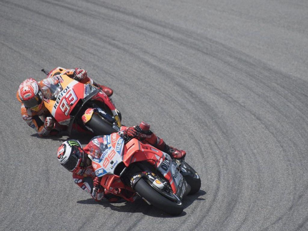 Marquez Sebenarnya Harapkan Duel Sengit dengan Duo Ducati di Sachsenring