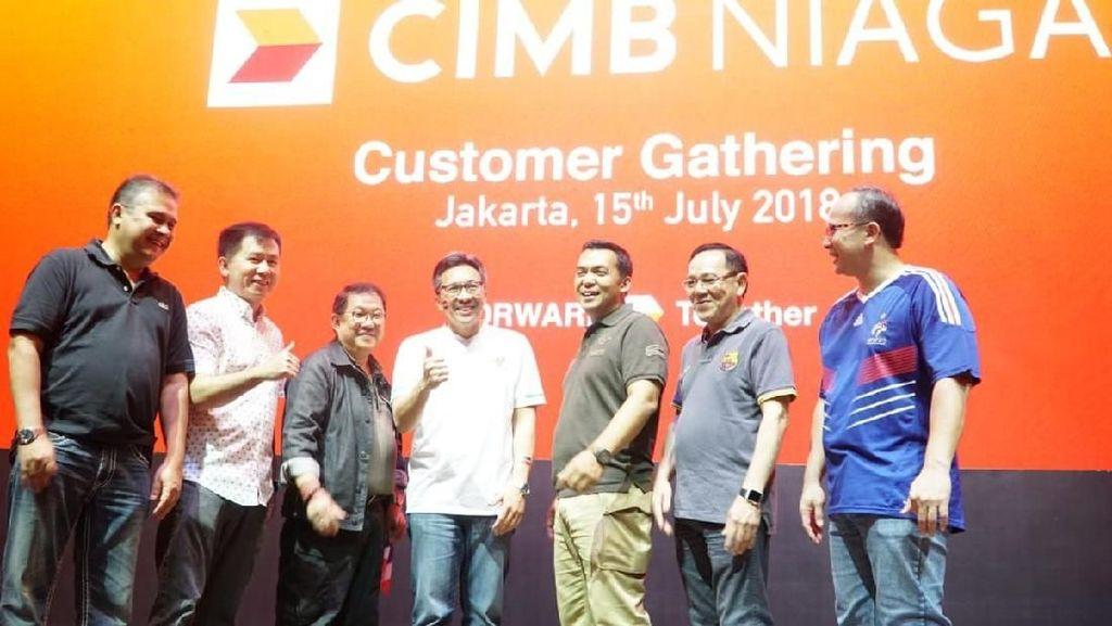 Pererat Hubungan, CIMB Niaga Gelar Customer Gathering
