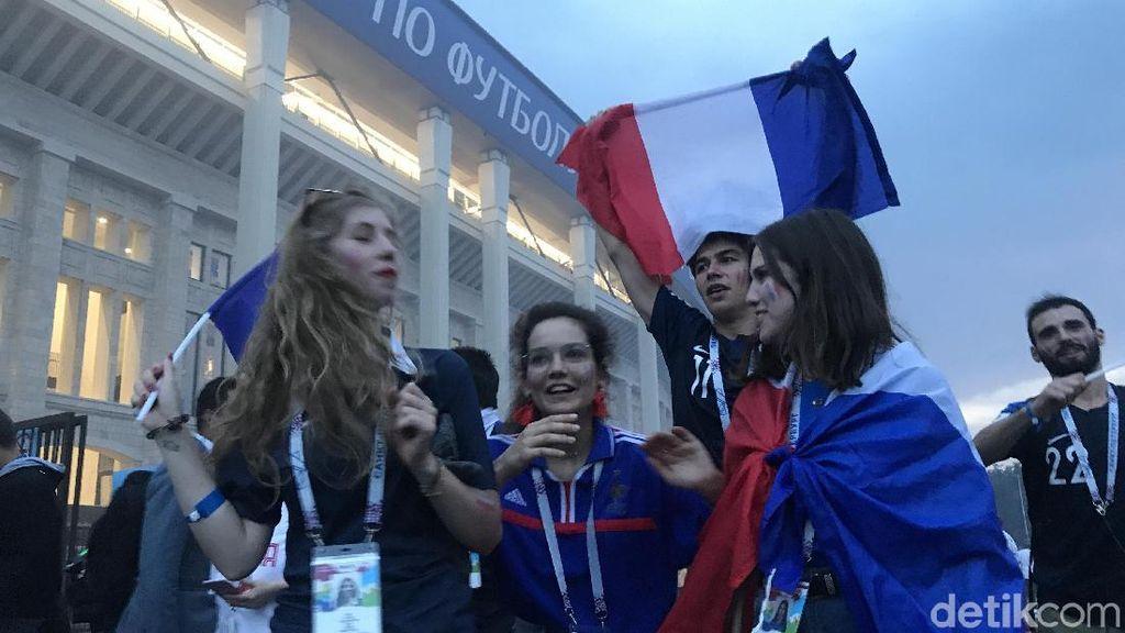 Fans Prancis: Sakit Hati di Piala Eropa 2016 Terbayar Lunas