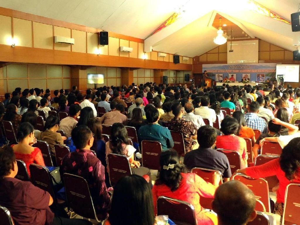 Seminar Pemuda yang Mandiri dan Berkualitas