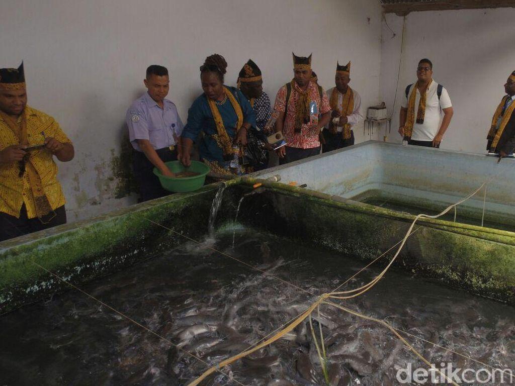 24 Negara Asia Pasifik dan Afrika Pelatihan Perikanan di Banyuwangi