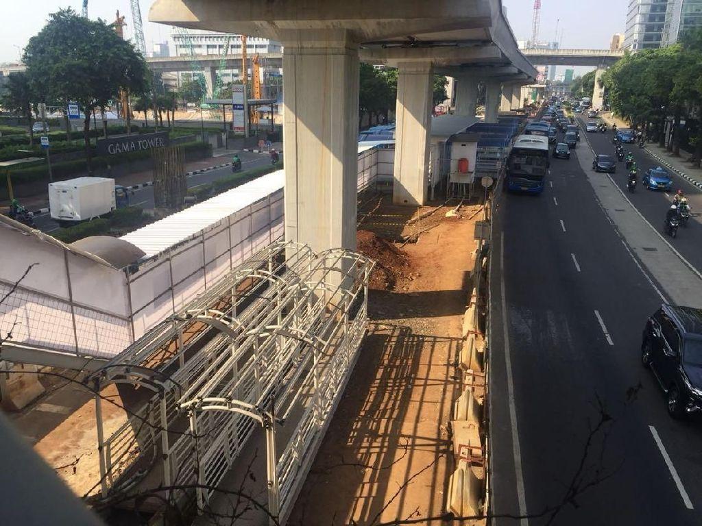 KRL Sudah Padat, LRT Jabodebek Sampai Bogor Perlu Dipercepat