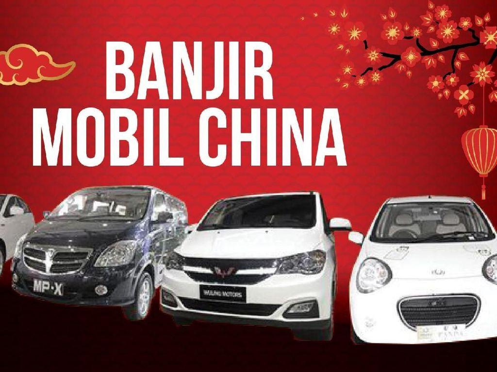 Mobil China Bukan Saingan Toyota