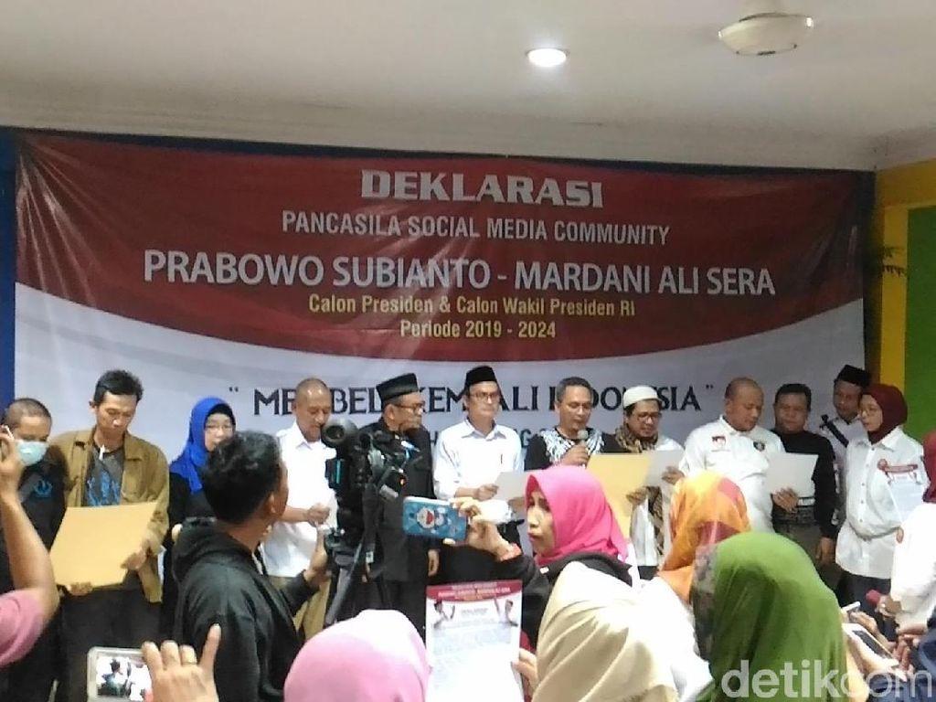 Cyber Army: Dukungan ke Prabowo-Mardani Bukan Sensasi Lucu-Lucuan