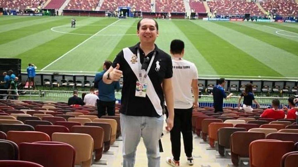 Nonton Piala Dunia, Putra Najib Razak Bikin Geram Netizen