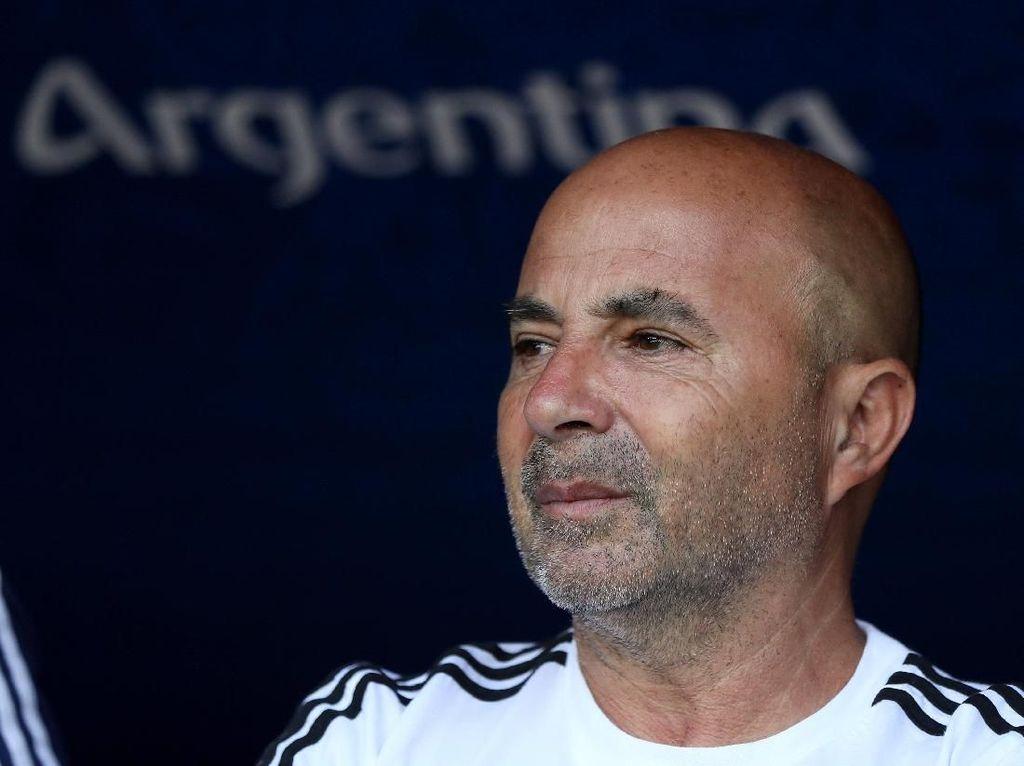 Jorge Sampaoli Pisah Jalan dengan Timnas Argentina