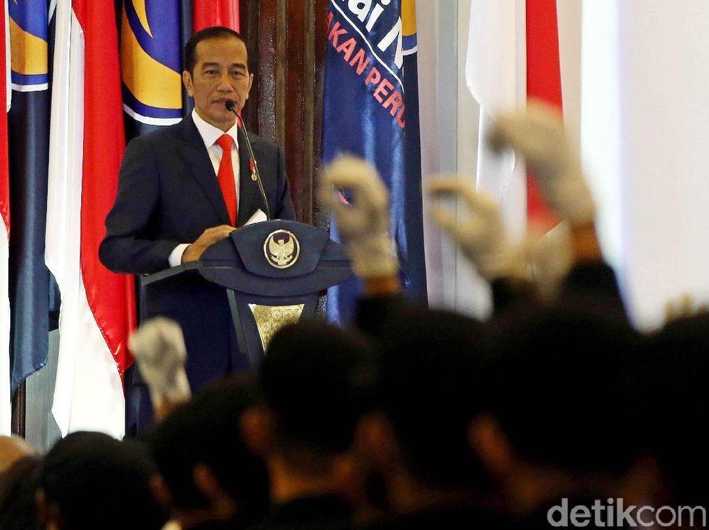 Jokowi Berikan Kuliah Umum ABN Nasdem