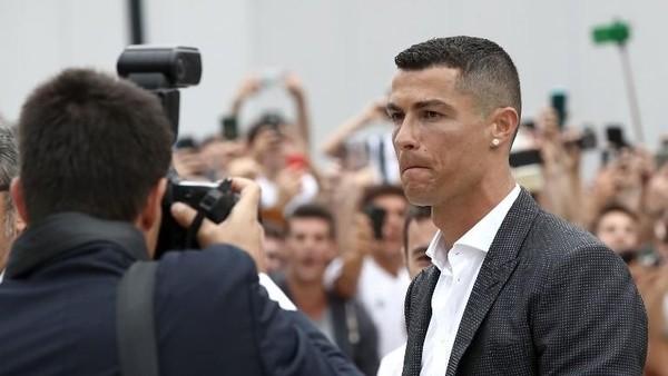 Ronaldo: Saya ke Juventus untuk Bikin Sejarah Baru