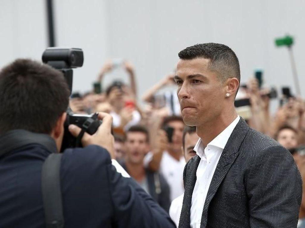 Juve Punya Ide Datangkan Ronaldo Sejak Gol Tendangan Salto