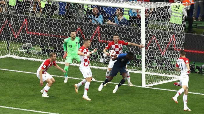 Apakah handball Ivan Perisic layak diganjar penalti? (Ryan Pierse/Getty Images)