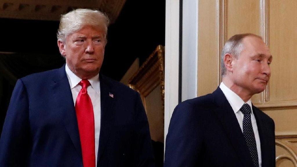 Media Inggris Ejek Trump Pudelnya Putin