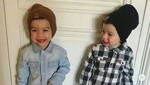 Anak Kembar Pemain Bola Adil Rami Ini Menggemaskan Banget
