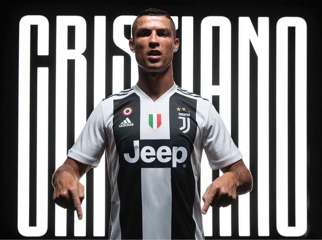 Masih Lama Menunggu Ronaldo Debut di Juventus