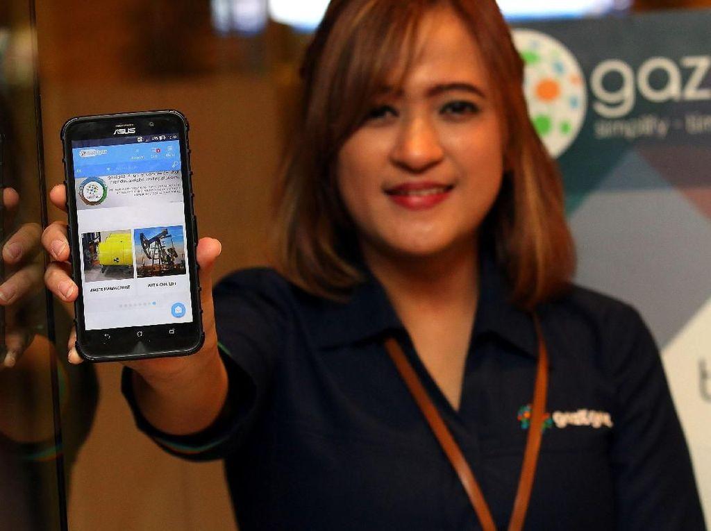 e-Commerce untuk Industri Energi dan Pertambangan