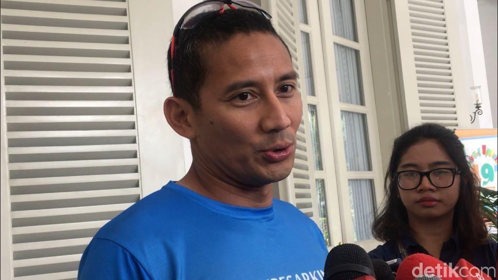 Sandiaga: Demam Asian Games Sudah Pol, Sudah Mentok
