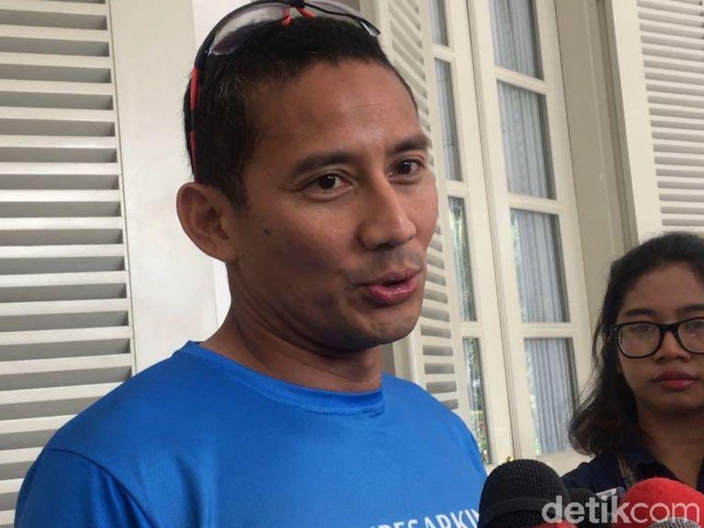 Lurah Se-Jakarta Dievaluasi, Sandiaga Beberkan Hasilnya