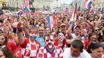 Menyambut Kepulangan Para Pahlawan Kroasia
