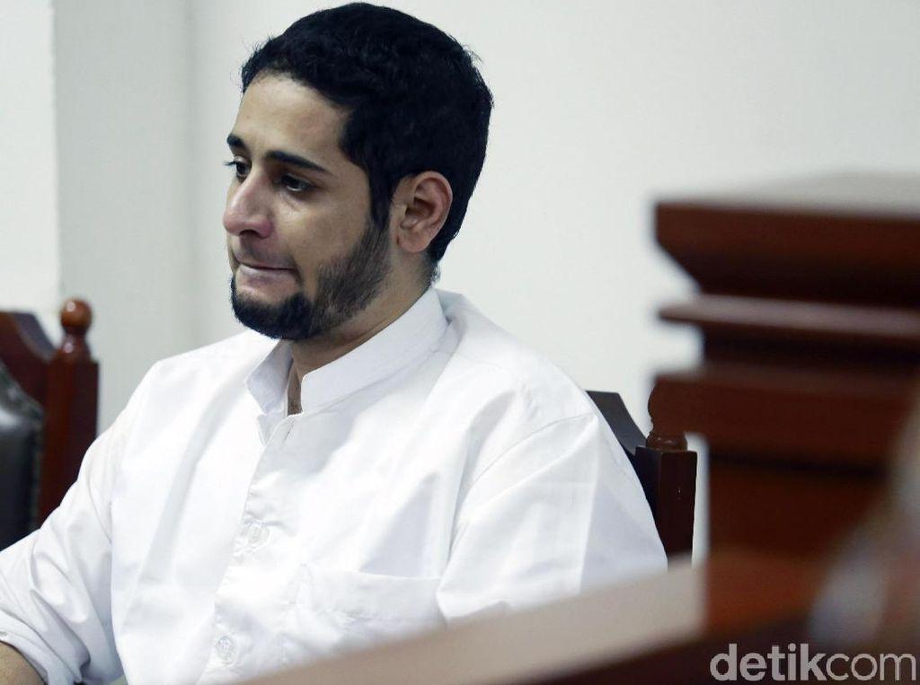 Suami Dhawiya Ditangkap Lagi, Keluarga: Innalillahi Wainna Ilaihi Rajiun
