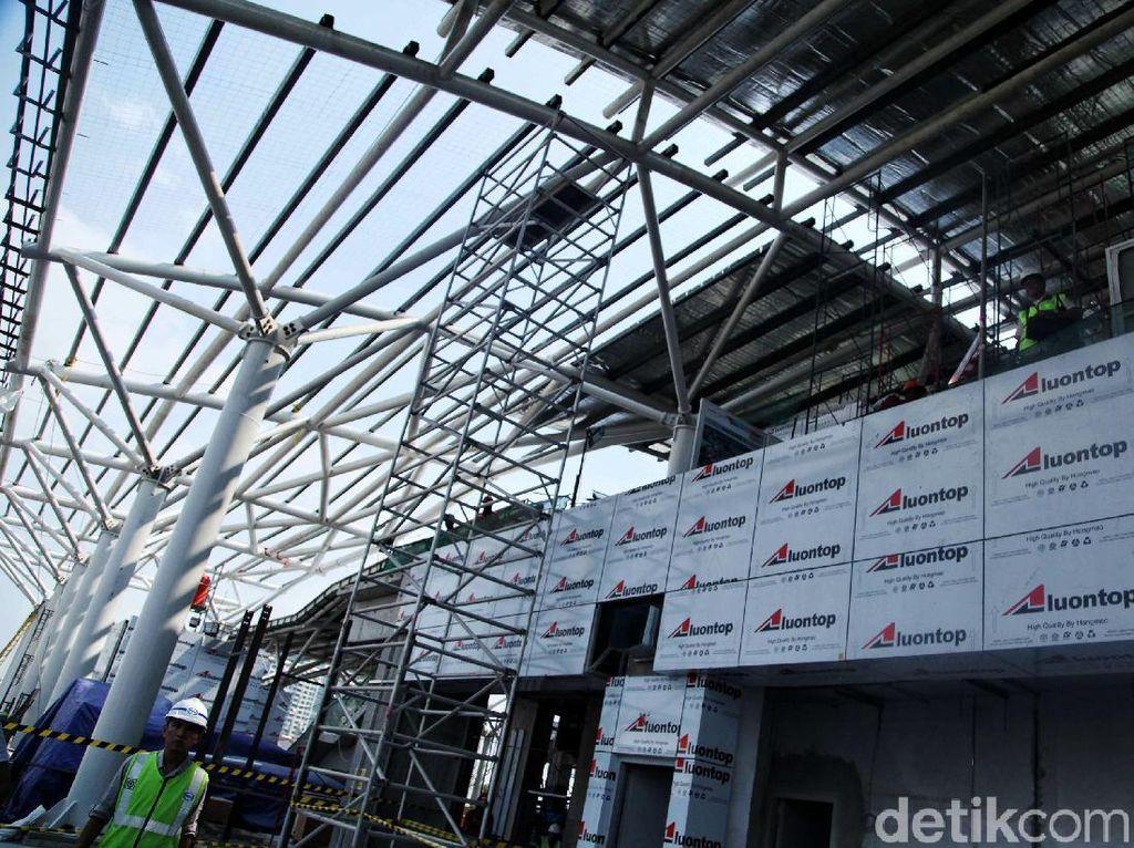 Apa Saja Proyek Infrastruktur Jokowi yang Mau Ditunda?