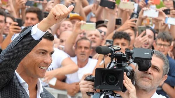 Kepindahan Ronaldo Akan Dorong Banyak Pemain Pindah ke Italia