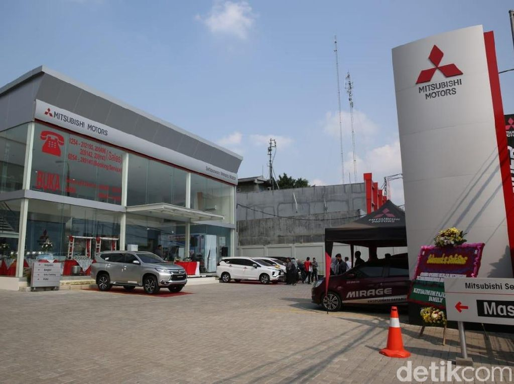 Alasan Mitsubishi Pilih Go-Jek sebagai Mitra