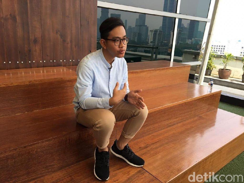 Gibran soal Kandidat Cawapres Jokowi: Bukan yang Instan-instan