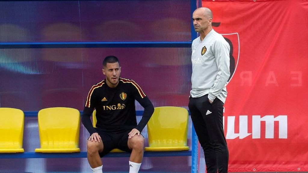 Martinez: Saatnya Coba Tantangan Baru, Hazard