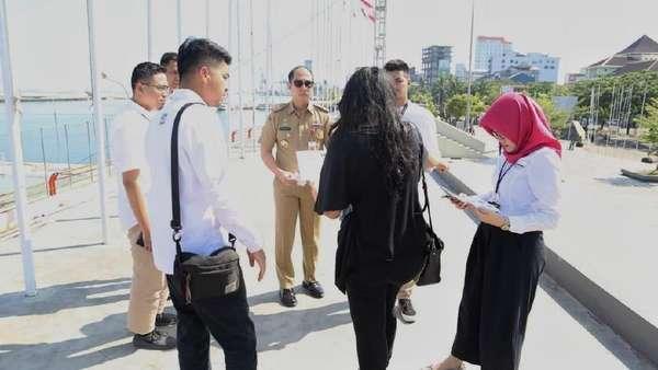Makassar Bersiap Sambut Kirab Obor Asian Games 2018