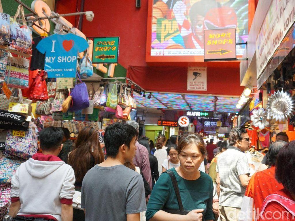 Belanja Murah Modal 10 Dolar di Singapura, Mau?
