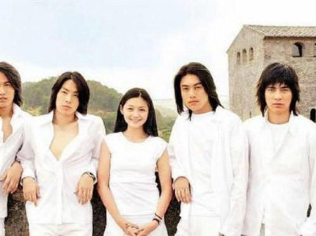 Ramai Remake Film Meteor Garden, Jerry Yan Kini Tampil Lebih Berotot