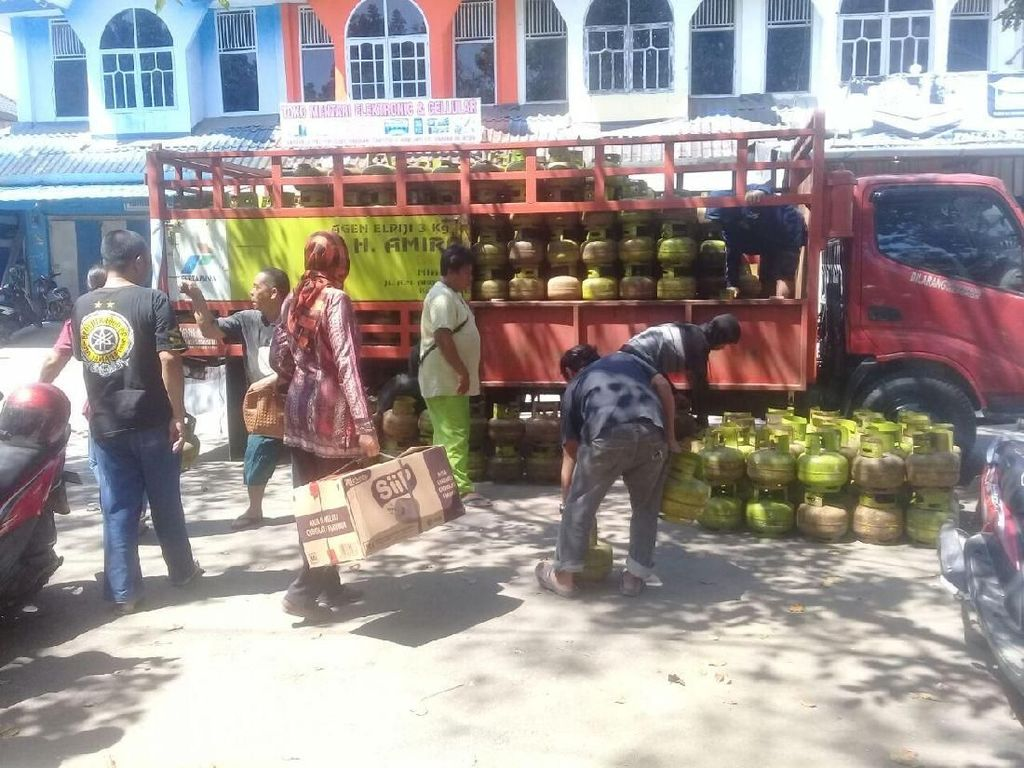 Pertamina Gelar Operasi Pasar Elpiji 3 Kg di Sinjai dan Barru