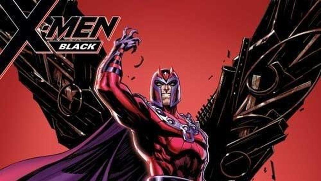 Lima Cerita dalam Satu Komik Jadi Kejutan di Seri X-Men Black