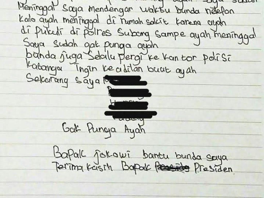 Tahanan Polres Subang Tewas Disiksa Sesama Penghuni Sel, Ini Daftar Vonisnya
