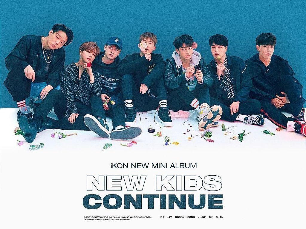 Beda Sehari, iKON dan WINNER Siap Gelar Konser di Jakarta November