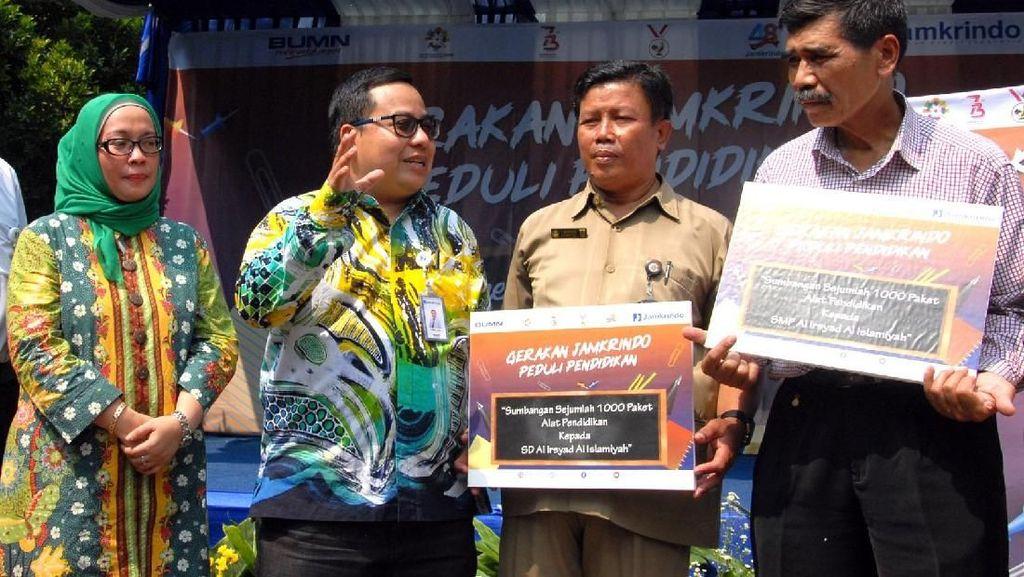 Bantuan Pendidikan Jamkrindo