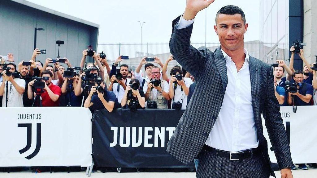 Ronaldo Memulai Petualangannya di Juventus