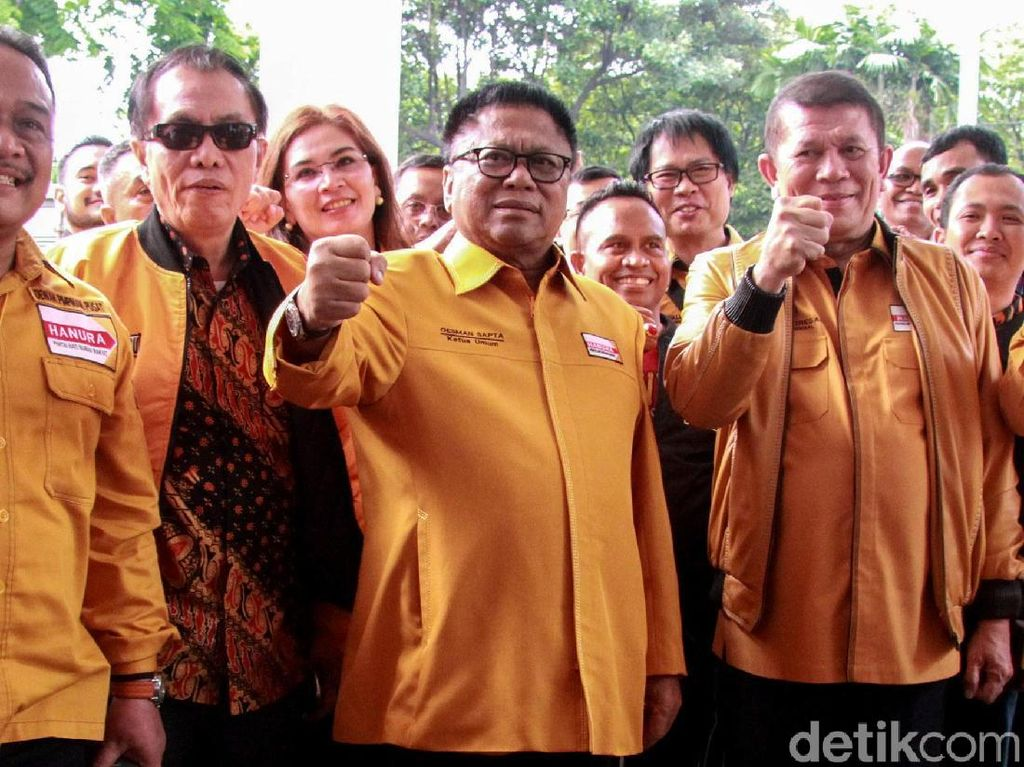 Terancam Gagal ke Senayan, Hanura: Dari Dulu Selalu Lolos di Pemilu