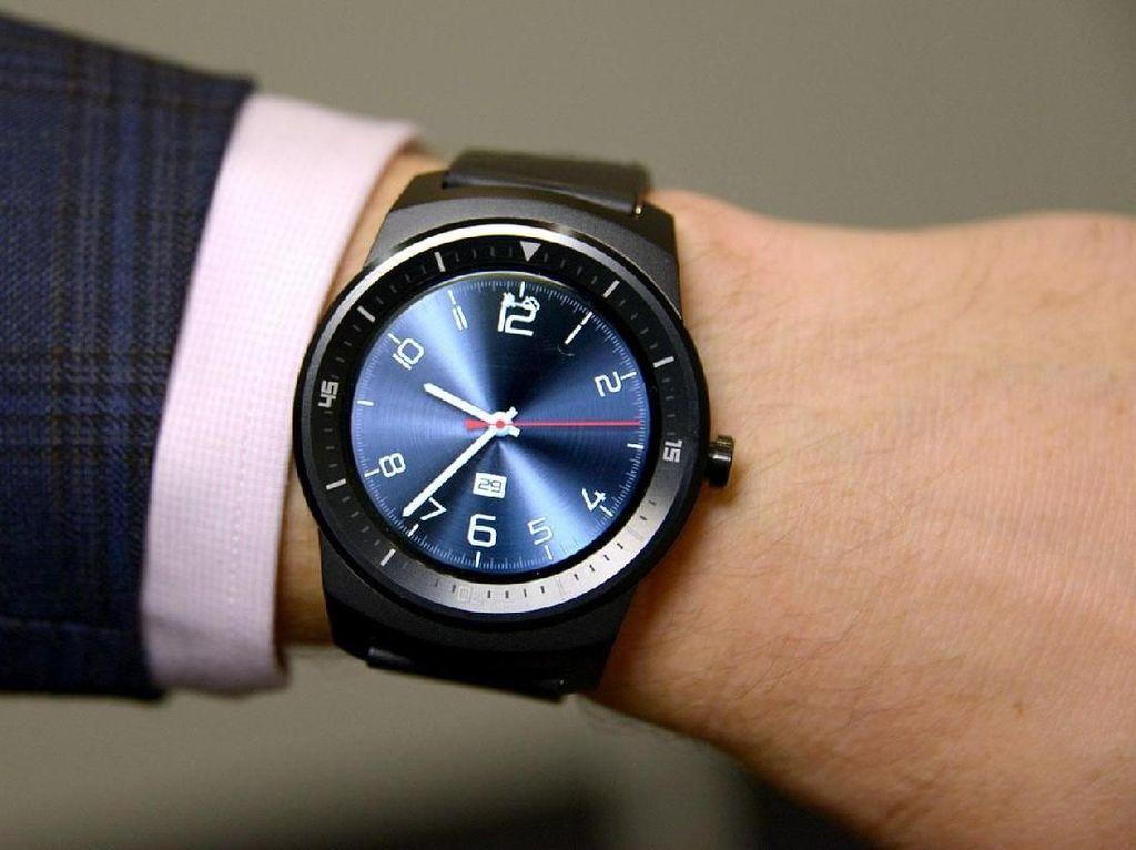 Duet Smartwatch Terbaru LG Meluncur Bulan Ini