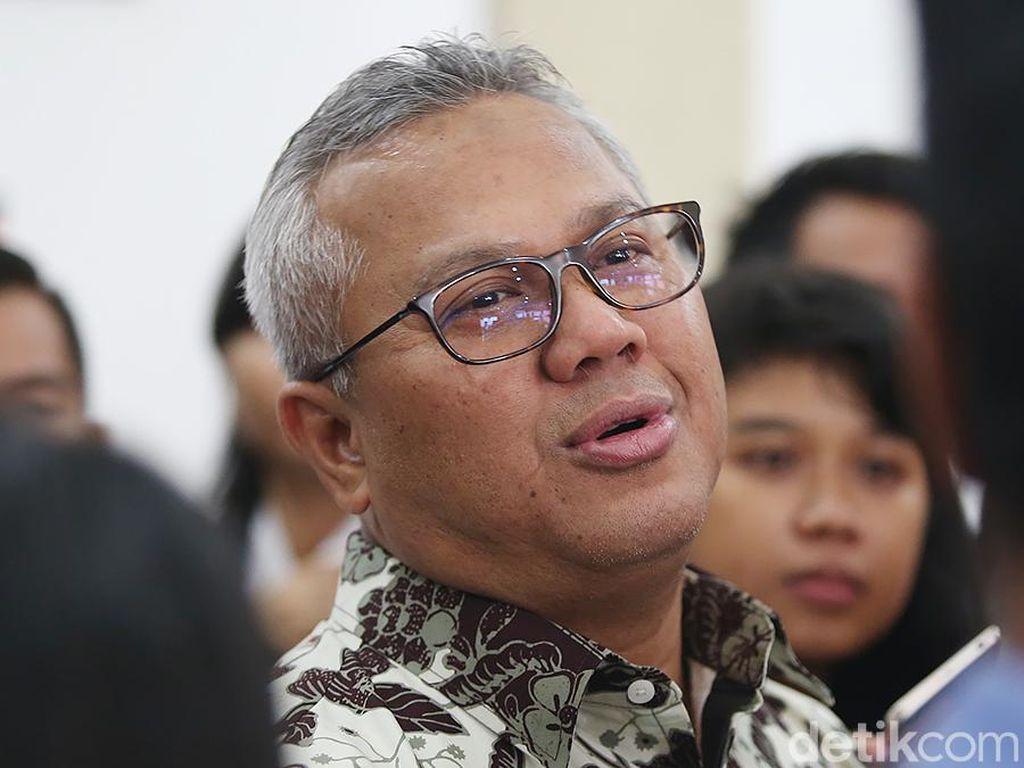 KPU Tak Tunggu Hasil Gugatan PKPU Eks Koruptor Dilarang Nyaleg