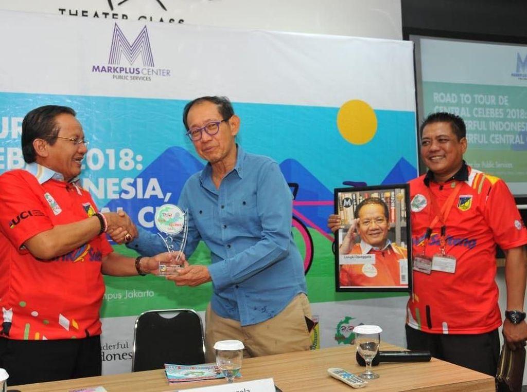 Tour de Central Celebes Jadi Andalan Sulteng Promosikan Wisata