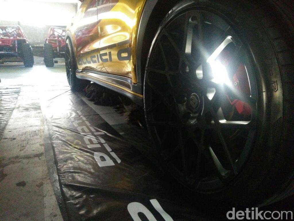 Ratusan Mobil ModifSiap Dipajang di Indonesia Modification Expo