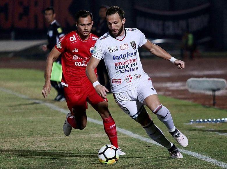 Persija Takluk di Tangan Bali United