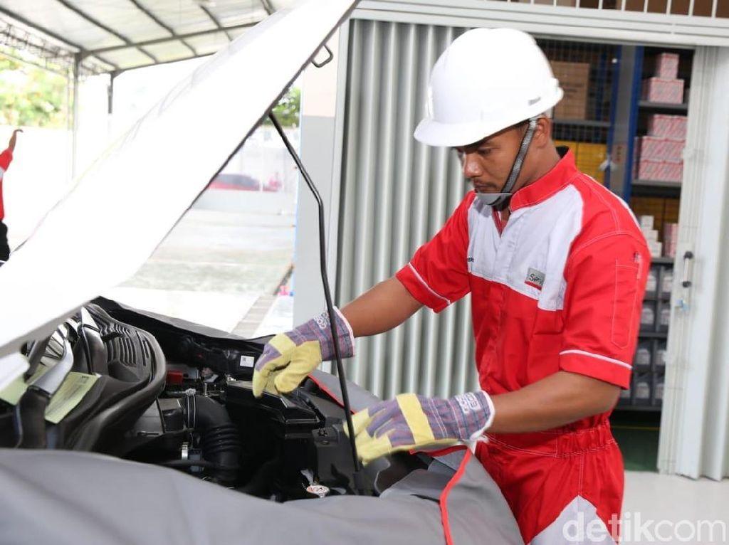 Booking Servis Mobil Mitsubishi Sekarang Bisa Lewat Gojek