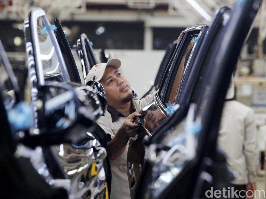 Chip Langka di Seluruh Dunia, Harga Mobil di Indonesia Bakal Naik?