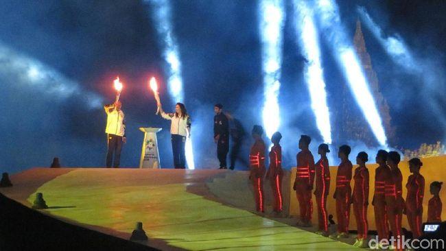 Laris! Tiket Pembukaan Asian Games Terjual Hampir 50 Persen