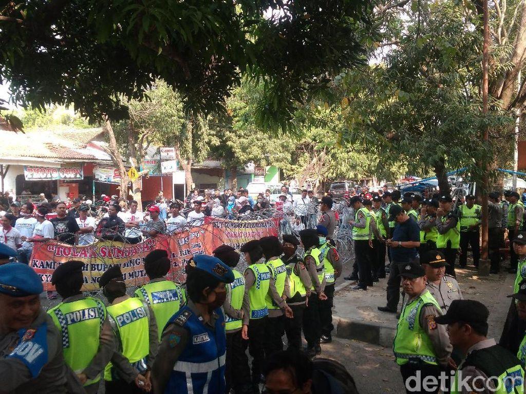 2 Ribu Surat Suara Hilang, Massa akan Laporkan KPU Cirebon ke Polisi