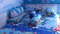 Super Cute Ada Rumah Unik Serba Doraemon Di Sulawesi