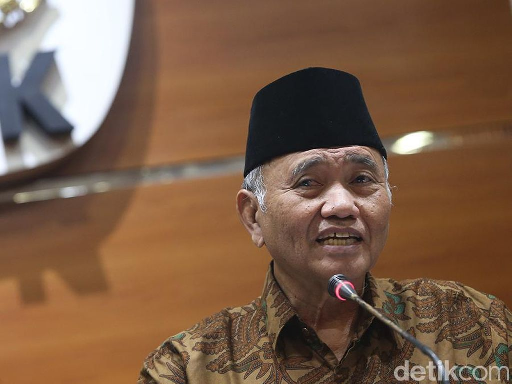 Agus Rahardjo: Kami Percaya Presiden Jokowi Tak Biarkan KPK Mati