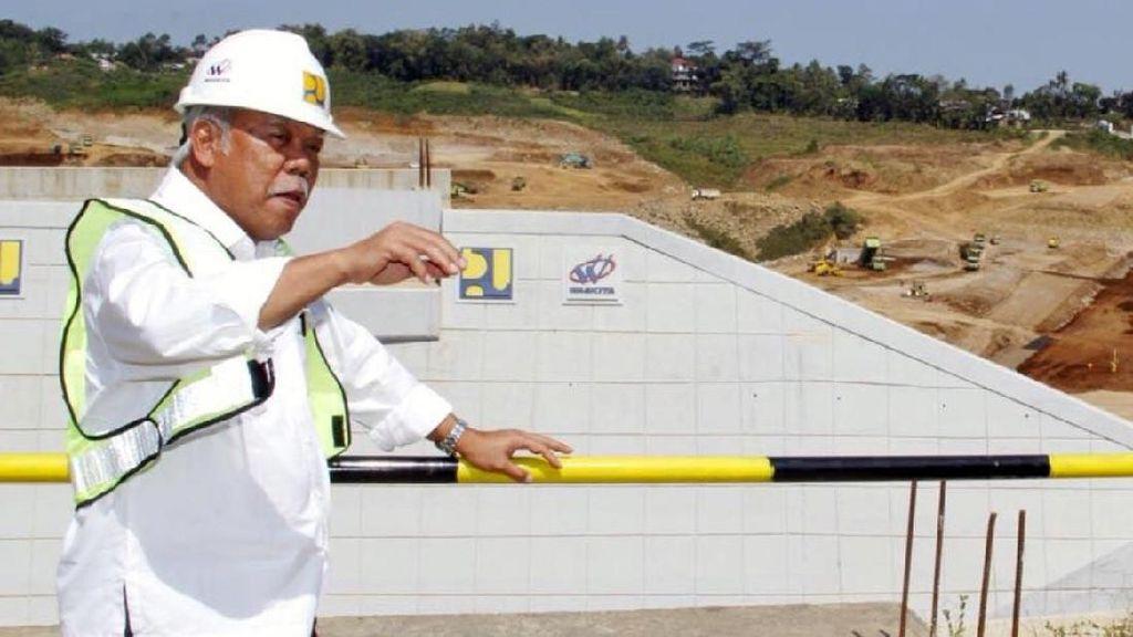 Soal OTT Proyek Air Minum, Menteri Basuki Yakin KPK Bekerja Sesuai SOP