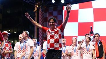 Dalic Bisa Saja Latih Brasil atau Barca, tapi Kroasia yang Terfavorit
